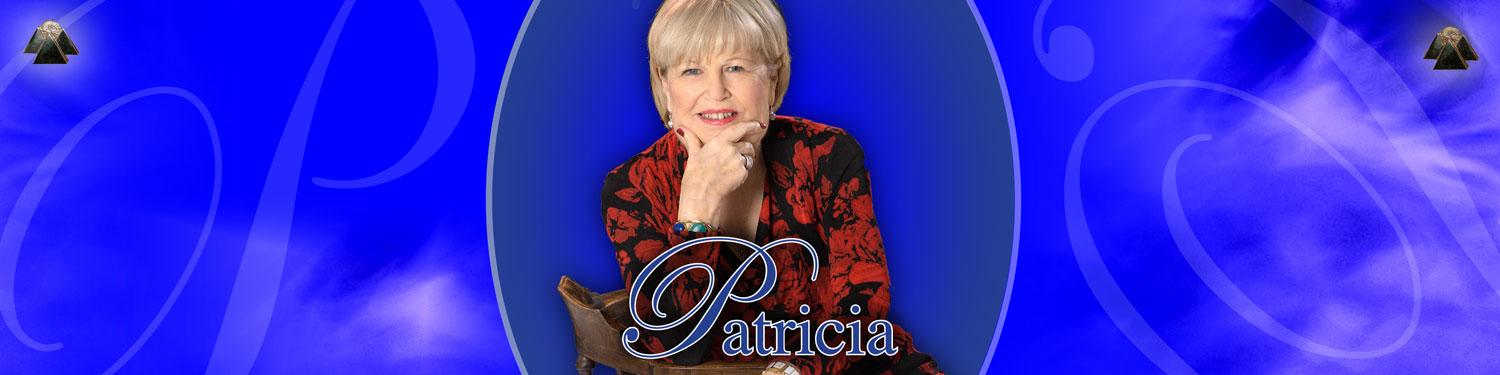 Patricia Psychic International Psychic Clairvoyant, Medium and Crystal Healer